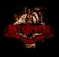 [Hatesphere Ballet of the Brute Album Cover]
