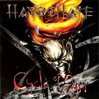[HavocHate Cycle Of Pain Album Cover]