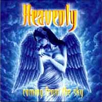[Heavenly Coming From The Sky Album Cover]