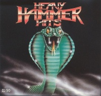 [Various Artists Heavy Hammer Hits II/90 Album Cover]