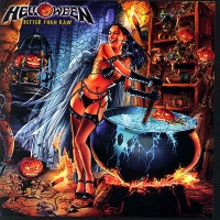 Helloween Better Than Raw Album Cover