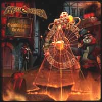 [Helloween Gambling With the Devil Album Cover]