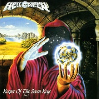 [Helloween Keeper of the Seven Keys Part I Album Cover]