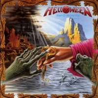 [Helloween Keeper of the Seven Keys Part II Album Cover]