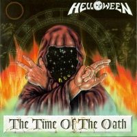 Helloween The Time of the Oath Album Cover