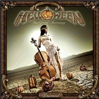 [Helloween Unarmed (Best Of - 25th Anniversary) Album Cover]