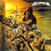 Helloween Walls of Jericho Album Cover