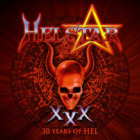 [Helstar XXX - 30 Years Of Hel Album Cover]