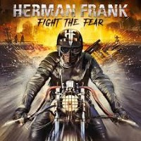 Herman Frank Fight the Fear Album Cover