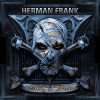 Herman Frank Loyal To None Album Cover
