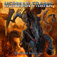 Herman Frank The Devil Rides Out Album Cover