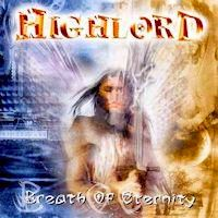 Highlord Breath Of Eternity Album Cover