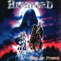 Highlord Heir Of Power Album Cover