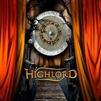 Highlord The Death Of The Artists Album Cover