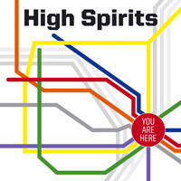 [High Spirits You Are Here Album Cover]