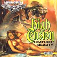 [High Tension Leather Beauty Album Cover]