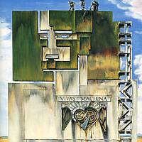 Hittman Vivas Machina Album Cover