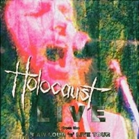 [Holocaust Live From The Raw Loud 'N' Live Tour Album Cover]