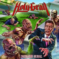 [Holy Grail Improper Burial Album Cover]