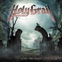 Holy Grail Ride The Void Album Cover