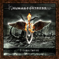 Human Fortress Eternal Empire Album Cover