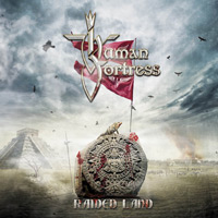 Human Fortress Raided Land Album Cover