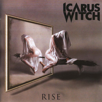 [Icarus Witch Rise Album Cover]