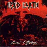 Iced Earth Burnt Offerings Album Cover