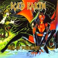 [Iced Earth Days Of Purgatory Album Cover]