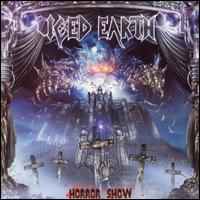 [Iced Earth Horror Show Album Cover]