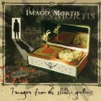 [Imago Mortis Images From The Shady Gallery Album Cover]