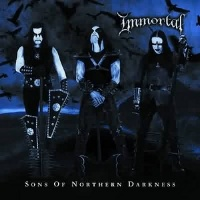 [Immortal Sons of Northern Darkness Album Cover]