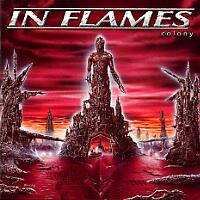 [In Flames Colony Album Cover]