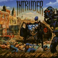 [Intruder A Higher Form Of Killing Album Cover]