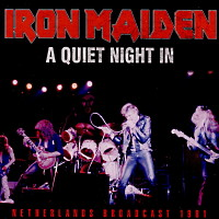 [Iron Maiden A Quiet Night In Album Cover]