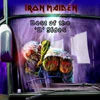 [Iron Maiden Best of the B-Sides Album Cover]