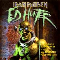 [Iron Maiden Ed Hunter Album Cover]