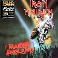 [Iron Maiden Maiden England Album Cover]