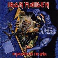 [Iron Maiden No Prayer For The Dying Album Cover]