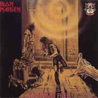 [Iron Maiden Running Free / Sanctuary Album Cover]