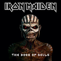 [Iron Maiden The Book Of Souls Album Cover]