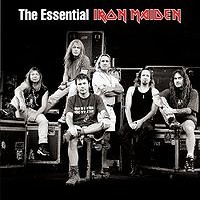 [Iron Maiden The Essential Iron Maiden Album Cover]