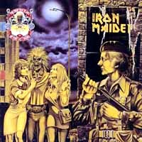 [Iron Maiden Women in Uniform / Twilight Zone Album Cover]