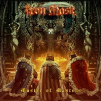 [Iron Mask Master of Masters Album Cover]