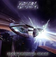 [Iron Savior Battering Ram Album Cover]