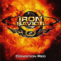 [Iron Savior Condition Red Album Cover]