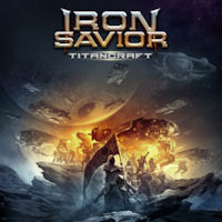 [Iron Savior Titancraft Album Cover]