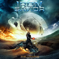 [Iron Savior The Landing Album Cover]