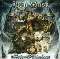 Dushan Petrossi's Iron Mask Fifth Son of Winterdom Album Cover