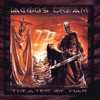 [Jacob's Dream Theater of War Album Cover]